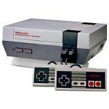 Console Nintendo Nes Sans Boite + Cable Et 1 Manette (occasion)