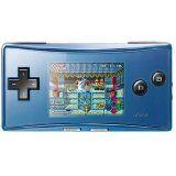 Console Game Boy Micro Bleu + Chargeur Sans Boite (occasion)