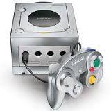 Console Gamecube Grise + Cable Et Une Manette Sans Boite (occasion)