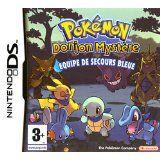 Pokemon Donjon Mystere Equipe De Secours Bleu Sans Boite (occasion)
