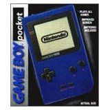 Console Game Boy Pocket Bleu Sans Boite (occasion)