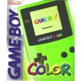 Console Game Boy Color Verte Sans Boite (occasion)
