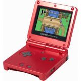 Console Game Boy Advance Sp Rouge Sans Boite (occasion)