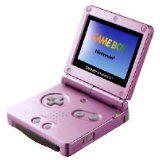Console Game Boy Advance Sp Rose Sans Boite (occasion)