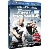 Fast And Furious 5 Bluray / Dvd (occasion)