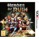 Heroes Of Ruin Sans Boite (occasion)