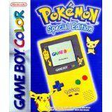 Console Game Boy Color Pikachu Sans Boite (occasion)