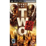 Army Of Two Le 40 Jour Sans Boite (occasion)