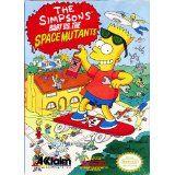 The Simpsons Bart Vs The Space Mutants Sans Boite (occasion)