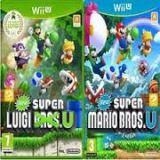 New Super Mario Bros U Et New Super Luigi U (occasion)