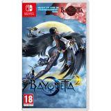 Bayonetta 2 + Bayonetta (code De Telegargement Inclus) Switch