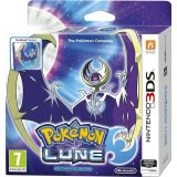 Pokemon Lune Edition Fan - Jeu + Steelbook 3ds