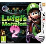 Luigi S Mansion 2 3ds