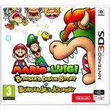Mario & Luigi: Voyage Au Centre De Bowser + L Epopee De Bowser Jr