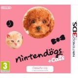 Nintendogs Caniche Toy