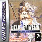 Final Fantasy Iv Advance En Boite Neuf