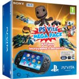 Console Ps Vita 3g/wifi Mega Pack