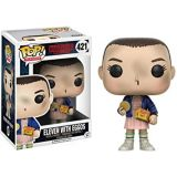 Figurine Funko Pop Stranger Things - Onze Avec Eggos