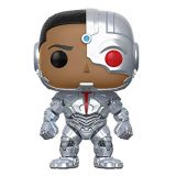 Pop Justice League 209 Cyborg