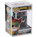 Funko Pop Crash Bandicoot 421 Crash With Scuba Gear