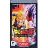 Dragon Ball Z Shin Budokai Essentials (occasion)