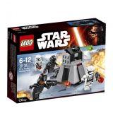Lego 75132 Star Wars Pack De Combat Du Premier Ordre (occasion)