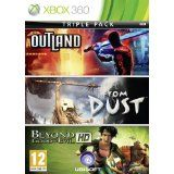 Triple Pack Outland From Dust  Beyond Good Evil Hd (occasion)