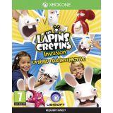 Les Lapins Cretins Invasion - La Serie Tele Interactive One (occasion)