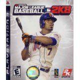 Major League Baseball 2k8 (occasion)