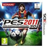 Pes 2011 3d (occasion)