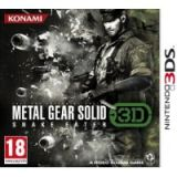 Metal Gear Solid Snake Eater 3d (occasion)