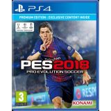 Pes Pro Evolution Soccer 2018 Ps4 (occasion)