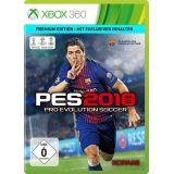 Pes Pro Evolution Soccer 2018 Xbox 360 (occasion)