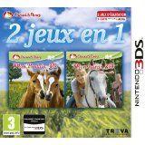 Mon Poulain 3d + Mon Haras 3d Tous En Selle (occasion)