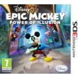 Epic Mickey Disney Power Illusion 3ds (occasion)