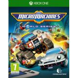 Micromachines World Series Xbox One (occasion)