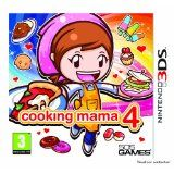Cooking Mama 4 3ds (occasion)