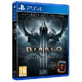 Diablo Iii Reaper Of Souls Ultimate Evil Edition Ps4 (occasion)
