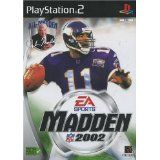Madden 2002 Ps2 (occasion)