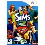 Les Sims 2 Animaux Et Cie Wii (occasion)