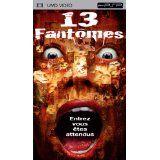 13 Fantomes Film Umd (occasion)