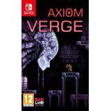 Axiom Verge Nintendo Switch (occasion)