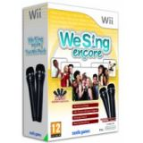 We Sing Encore + 2 Micros (occasion)