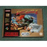 Console Super Nintendo Street Fighter 2 En Boite (occasion)