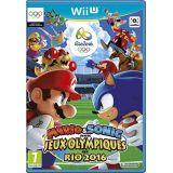 Mario & Sonic Aux Jeux Olympiques De Rio 2016 (occasion)
