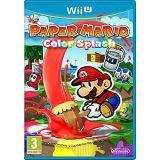 Paper Mario Color Splash Wii U (occasion)
