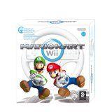 Mario Kart + Volant Wii (occasion)