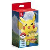 Pokemon Let S Go Pikachu + Pokeball Plus Switch (occasion)