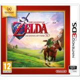 The Legend Of Zelda Ocarina Of Time 3d Nintendo Selects (occasion)