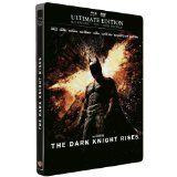 Batman The Dark Knight Rises Blu Ray (occasion)